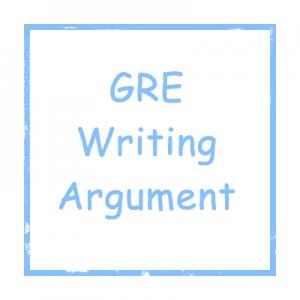رایتینگ Argument